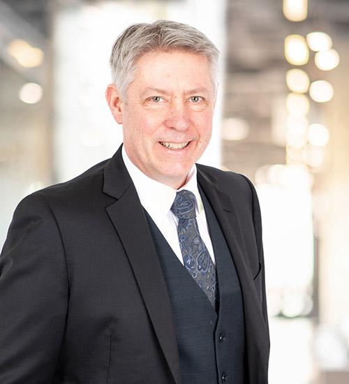 Sten Hildemar, CFO