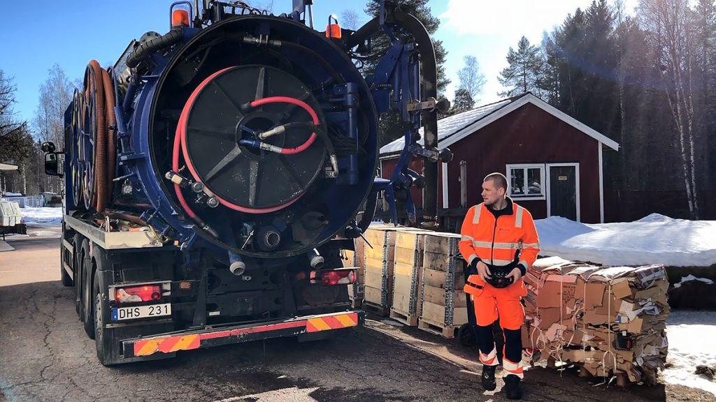 Mobil applikation med radiostyrning från Åkerströms